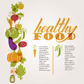 Set Of Vegetables. Healthy Food Table. Stock Photo - 44126740