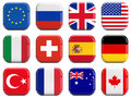 World Flags Royalty Free Stock Images - 44137159