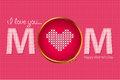 Happy Mother S Day Card Royalty Free Stock Image - 44145296