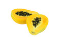 Fresh Papaya (pawpaw) Royalty Free Stock Photo - 44147395