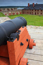 Old-fashioned Fortifications Stock Images - 44156064