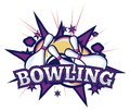 Bowling Royalty Free Stock Photography - 44163407