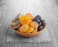 Dried Fruits Royalty Free Stock Images - 44169649
