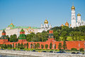 Moscow Kremlin Stock Images - 44183714