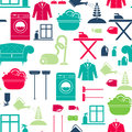 House Cleaning Seamless Royalty Free Stock Image - 44194146