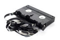 Old Video Tape Stock Photo - 44215800