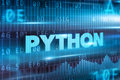 Python Concept Stock Photo - 44227440