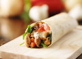 Chicken Wrap Stock Images - 44228074