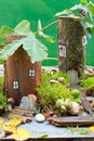 Fairy House Royalty Free Stock Image - 44258696