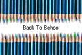 Many Colored Wooden Pencils Stock Photos - 44267273