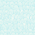 Blue Scales Seamless Pattern Royalty Free Stock Photography - 44272127