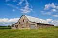 Old Barn, Western Kentucky Royalty Free Stock Photo - 44295595