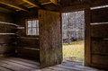 Jim Bales Cabin, Roaring Fork Motor Trail, Great Smoky Mountains Stock Photography - 44299862