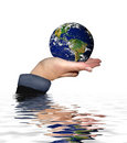 Save The World Stock Image - 4430571