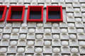 Modern Facade Detail Royalty Free Stock Images - 44311239