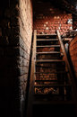 Wooden Stair Stock Photos - 44328163