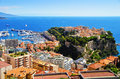 View Of The Harbor And Prince S Palace Of Monaco Stock Photos - 44331903