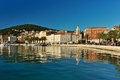 Split Waterfront Stock Image - 44338481
