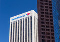 Bank Of America Center In Los Angeles Stock Photography - 44341142