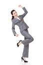 Cheerful Business Woman Royalty Free Stock Photography - 44363457