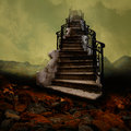 Stairway Royalty Free Stock Photo - 44368145