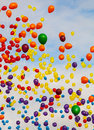 Balloons Royalty Free Stock Photography - 44370737