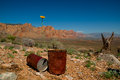 Red Canyon Death Valley National Park Stock Photography - 44377942