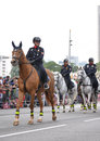 Malaysia 57th Independence Day Parade. Royalty Free Stock Image - 44394126