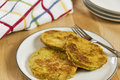 Fried Green Tomatoes Stock Photos - 44395083