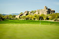 Scottsdale, Arizona, Landscape Golf Course Royalty Free Stock Photos - 44401648