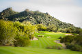 Scottsdale, Arizona, Landscape Golf Course Stock Photography - 44406572