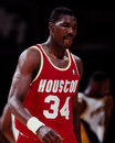 Hakeem Olajuwon, Houston Rockets Royalty Free Stock Image - 44407066