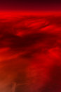 Red Planet Atmosphere Stock Image - 44407961