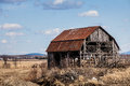 Old Abandoned Barn Royalty Free Stock Photos - 44422848