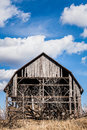 Old Abandoned Barn Stock Images - 44423104