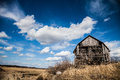 Old Abandoned Barn Royalty Free Stock Images - 44423449