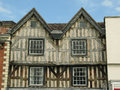 Half Timbered House (1) Royalty Free Stock Images - 44424079