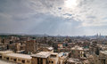 Cairo, Egypt From The Saladin Citadel Stock Image - 44449751