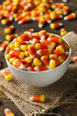 Colorful Candy Corn For Halloween Stock Photos - 44472903