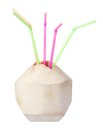 Young Coconut Stock Photos - 44494993