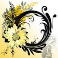Abstract Floral Background Royalty Free Stock Photo - 4451305