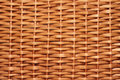 Wicker Basket Texture Stock Image - 4454551