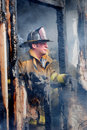 House Fire Royalty Free Stock Photo - 4458935
