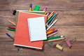 Stationery Objects Stock Photography - 44517912