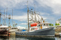 Fishing Boats Stock Image - 44527091