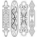 Decorative Design Vector Bar Royalty Free Stock Images - 44528639