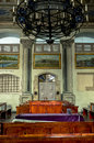 Ceiling Inside The Synagogue Stock Photos - 44564003