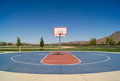 Basketball Court. Royalty Free Stock Photo - 44573535
