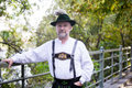 Portrait Of A Bavarian Man Stock Image - 44578101