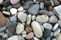 Smooth Pebbles On Seashore Royalty Free Stock Images - 4460009
